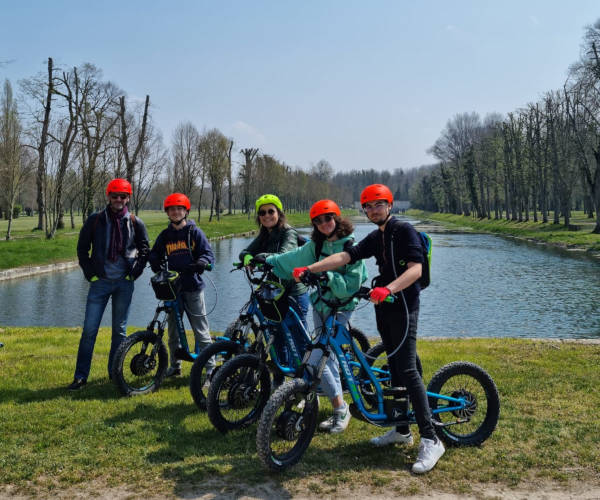 Escapades One Up Tour Canal Bourgogne