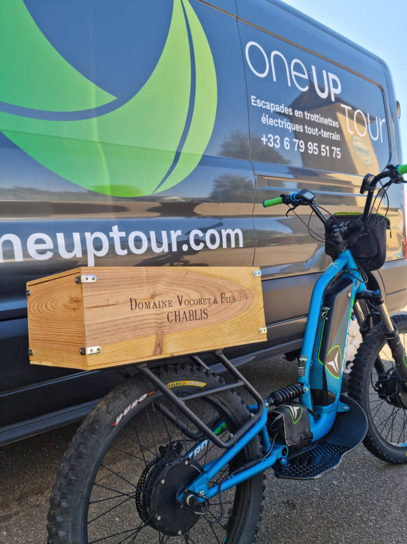 One up Tour porte bagage